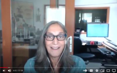 A Conversation with Miriam Cutler