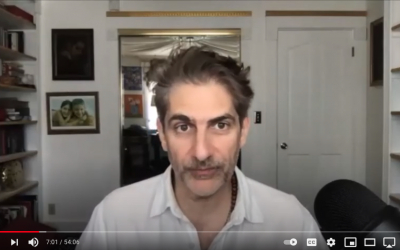 A Conversation with Michael Imperioli