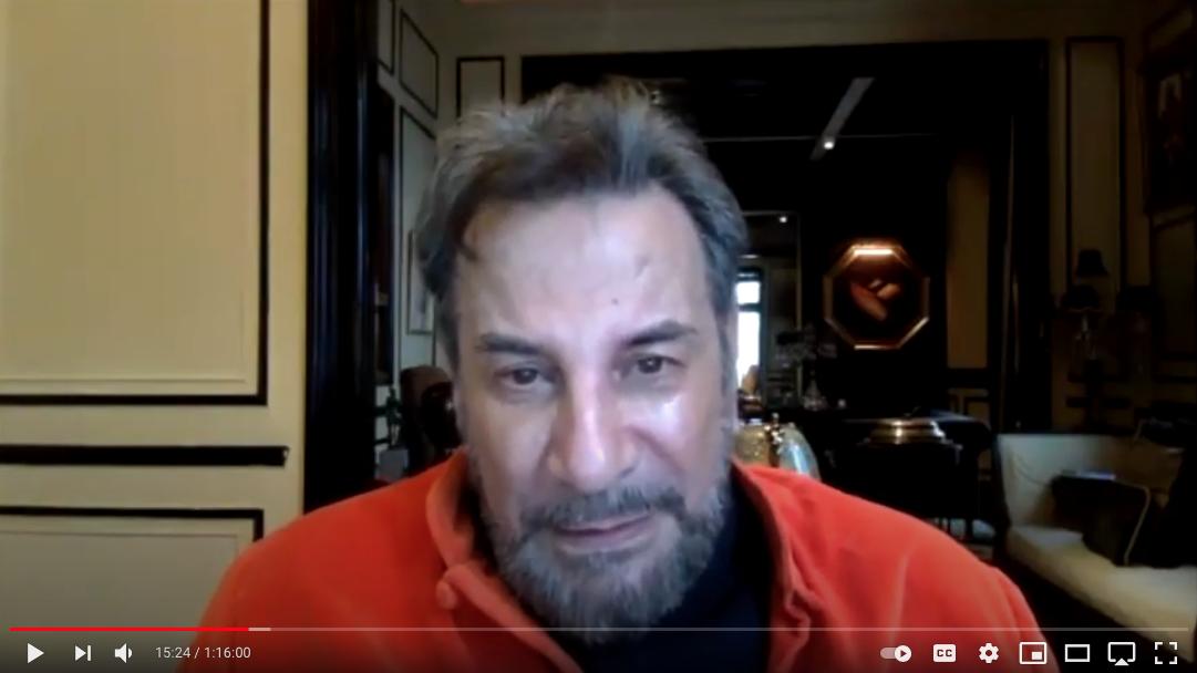 A Conversation with Eugenio Zanetti